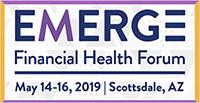 Emerge Financial Heal Forum announcement.