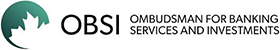 OBSI - Ombudsman for Banking Services and Investments