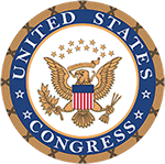 Seal of the US Congress
