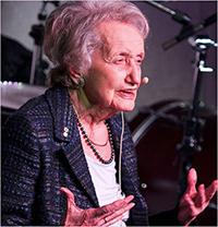 Centenarian Brenda Milner, 102, is a Canadian neuroscientist.