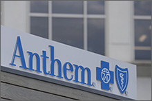 Anthem building sign