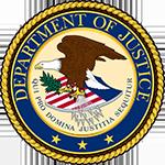 Seal of the DOJ