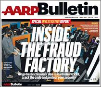AARP Bulletin Cover